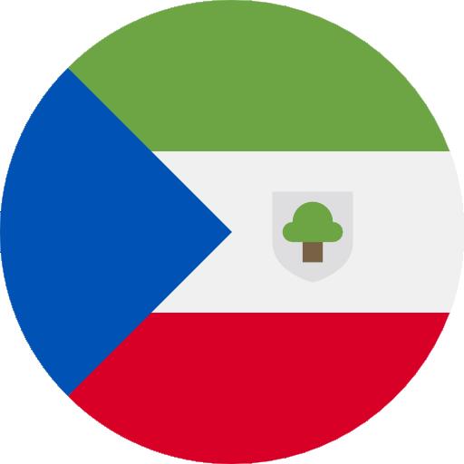 Bandera de Guinea Equatorial